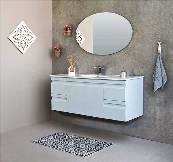 בנפט ארונות אמבטיה תלויים, ארון אמבטיה תלוי | א. ארונות אמבטיה FS-64